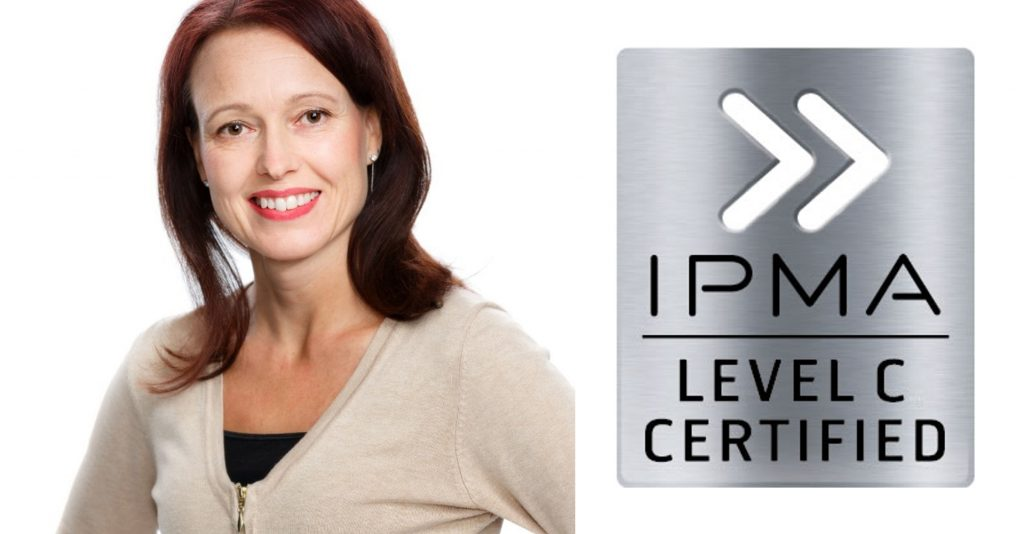 IPMA C sertifioitu projektpäällikkö